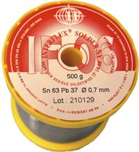 Sn62Pb36Ag2,no-clean,n.res,0.6%фл.,188°С