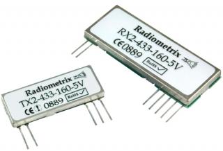 FM Transmitter 433 MHz 160kbps 3V 300m