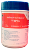 Adhesive Remover pre-saturated wipes