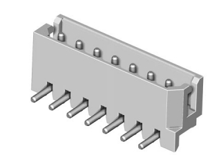 Connector PCB 90^ 2.50mm 5P 3A/250V
