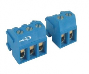 10A 300V AC AWG28-16 5mm blue