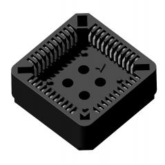 PLCC socket 32 pin