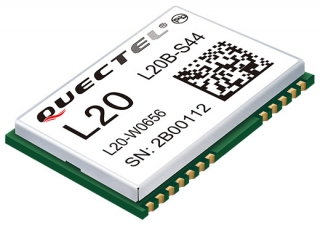 GPS L20 | QUECTEL | GPS Modules | Online shop - Comet