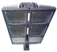 180W Adj. LED Str. Lamp Body Kit, 379x468x126