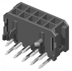 DIP Solder Headers, 90°, 3.00mm 2X8P 5A/250V