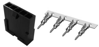 Plug connector, 3.00mm 3P 5A/250V
