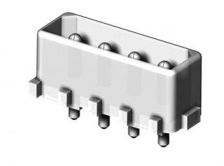 PCB Connector Male 5.08mm 4P 6A/250V