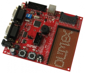 arm7 lpc2148 development board pdf