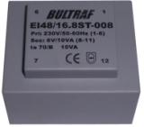 мрежов трансформатор 230V - 12V/416mA+12V/416mA