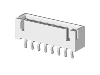 Connector PCB 2.50mm 7P 7A/250V