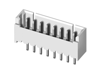 Connector PCB 1.25mm 4P 1A/125V