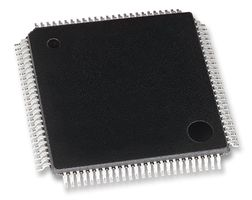MCU 33MHz, 1k RAM, 4x16bit TMR, 10/100 Ethernet, 1.8/3.3V