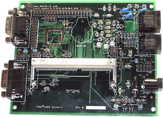 DSTINIs400 Sockets Evaluation Board