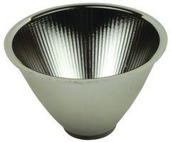 Reflector Barbara, Spot Beam, Glue Fastening, Material-PC O70x44.7mm