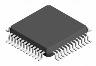 ARM Cortex-M3 Microcontroller, 32-bit, 72MHz, 32KB Flash Memory, 10KB RAM, 37 I/O, CAN, I2C, SPI, USART, USB, 2x12b ADC,2-3.6V