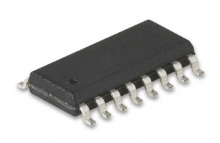 Analog Multiplexer, Singlel, 8:1, Ron=280ohm, Vdd=10.8 to 16.5V, Vss= -10.8 to -16.5V, Low leakage: 20 pA typical