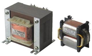 Мрежов трансформатор 230V - 2x12V-2x0.5A