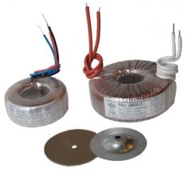 Мрежов трансформатор тороид 230V - 2x14V-2x10.71A