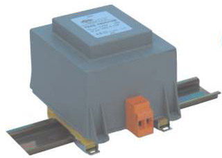 Мрежов трансформатор 230V - 230V/24V - 4.16A
