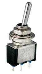 SPST ON-OFF M6 3A/250V metal