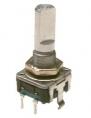Rotary type encoder, 20 detents