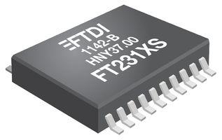 USB2.0-Full UART tranciever, Int. Generator & Memory