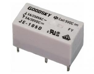 24V /8.3mA 5A/250VAC 5A/30VDC  5A max