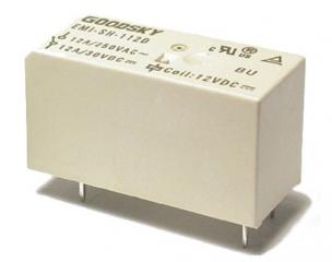 12V /33.3mA 12A/250VAC 12A/30VDC  12A max