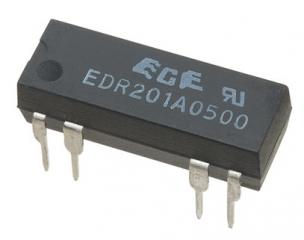 Reed Relay 5V 0.5/1A 10VA 100VDC 1/0.5ms