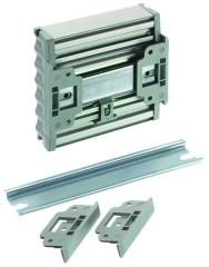 Alurail;Wall Fixing Set AR 52,5;DIN Rail 42,5mm