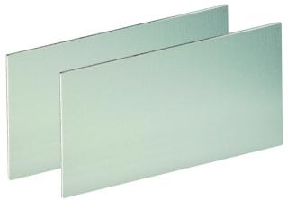 Alurail;Front Panel AR 75-140;Al
