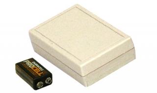 кутия W61.0xL96.5xH25.4 9V PANEL