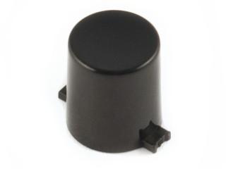 капачка кръгла O7x8mm черна