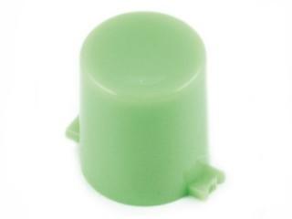 капачка кръгла O7x8mm зелена