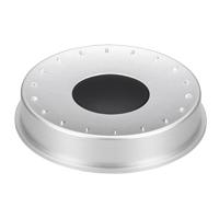 Rotary sw Black 22.9mm rot. 1mA/10Vdc push 50mA 12Vdc