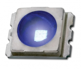 1W, Blue, L100, 465-470nm, 13.9-18.1lm, 350mA