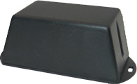кутия пл.трапец.универс. 102х59х46 черна