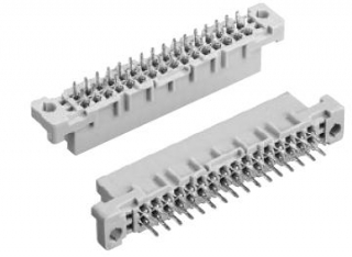 conn.DIN 41612 2B 32 A-B f.wrap 13 mm