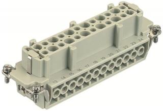 HAN 48E f.,400V,16A,screw,25-48/48E