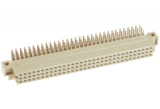 conn.DIN 41612 R 96 female angled