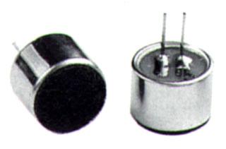 Microphone Condenser -64dB 9.83mm
