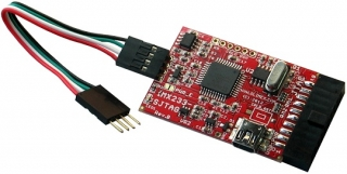 S-JTAG adapter compatible with iMX233