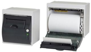 576 dots/line.,58mm paper,Serial/USB,Panel-Mount
