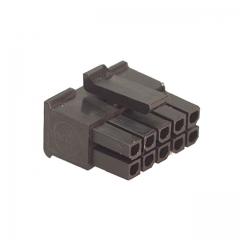 MicroFit3mm 10pin Receptacle Vert Dual