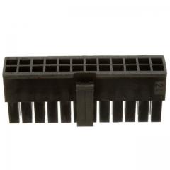MicroFit3mm 24pin Receptacle Vert Dual