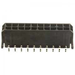 MicroFit3mm 20pin PCB Header Vert Dual