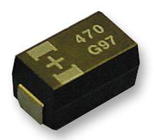 Tantalum with Very Low ESR 100uF 10V D 0.055R 7.3X4.3X3.1 || Data Code 2010