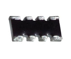 4 resistors with 8 terminals SMD 4x0603 330K