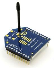 XBee Series 2 модул XBee, 1mW,пров. антена