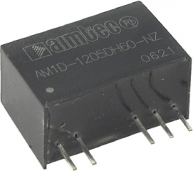 1W; Uin:4.5V·5.5V; Uout:5VDC; Iout:200mA